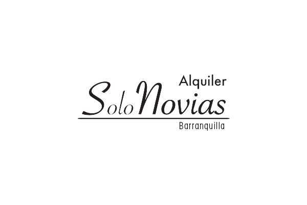 Diseño de logo Alquiler Solo Novias