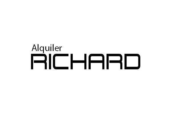 Diseño de logo Richard Alquiler