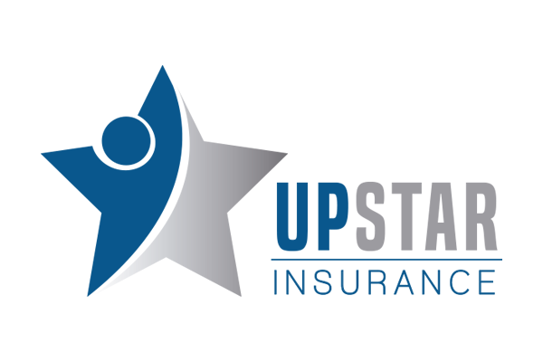 Diseño de logo Upstar Insurance