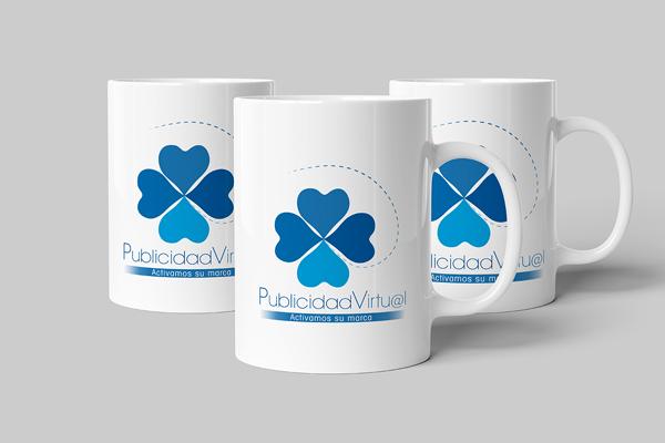 Mugs corporativos, personalizados con el logo de tu empresa